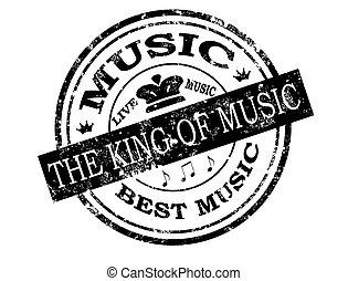Best  music stamp