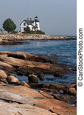 Prospect Harbor Light