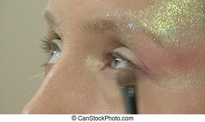 Makeup for eye