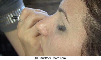 Professional makeup