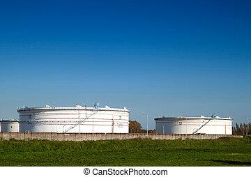 tanks for petrol