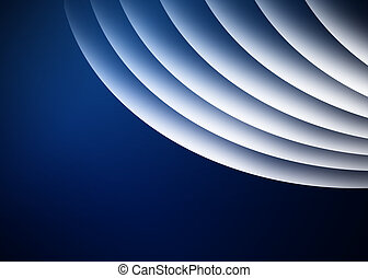curve background