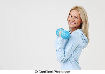 Kvinde,  Sport