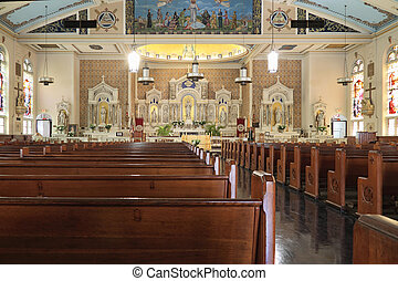 Church Interior - 2