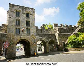 York City Walls, UK