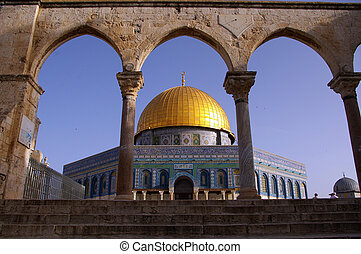 Dome of the rock - Jerusalem