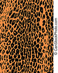 abstract animal skin background