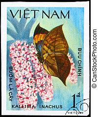 VIETNAM - CIRCA 1983 Kallima