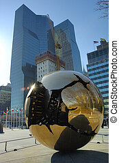 United Nations ball - United nations ball in Manhattan New...