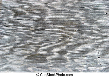 Weathered Plywood - Texture of weathered plywood with...