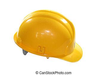 building-site helmet