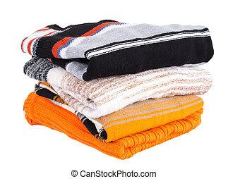 pila, Multicolor, suéteres