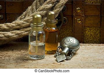 vesículas, elixir