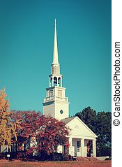 old church - old southern baptist church