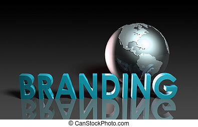 Global Branding and Awareness of a Brand Name