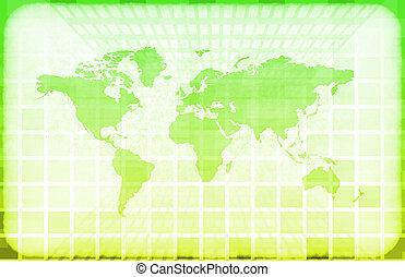 Grunge World Information Technology