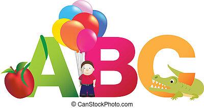 abc, Briefe