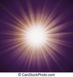 new style of sunrays - The new line of sunburst -digital...