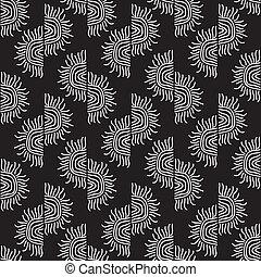 hand drawn seamless pattern - hand drawn seamless pattern...