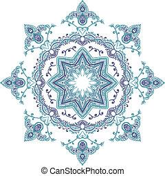 Mandala, desenho