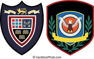 emblem patch design
