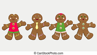 happy gingerbread