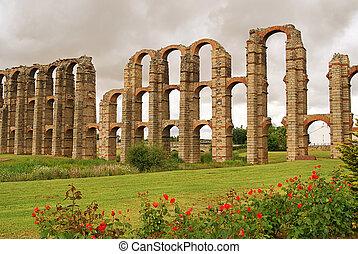 Merida Aqueduct 01