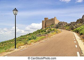 Puebla de Alcocer Castillo 09