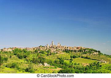 San Gimignano 07