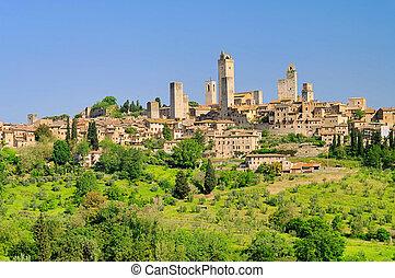 San Gimignano 08