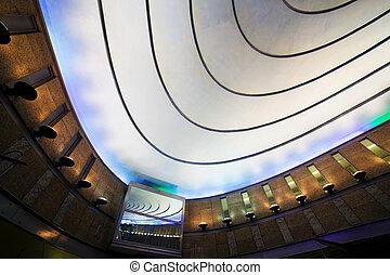 Contemporary Ceiling Design