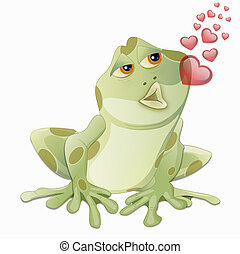 frog - Illustration
