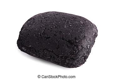 carbón,  briquette, barbacoa