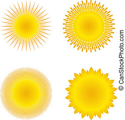 Duns - Set of vector suns