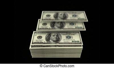 Spędzając, Pieniądze