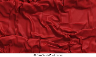 sliding cloth