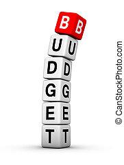 budget breakdown
