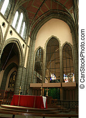 Christchurch Cathedral, Victoria, BC, Canada
