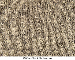The sheep wool fabric texture pattern.