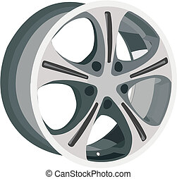 Cast Disk - The most popular car accessory - cast disc