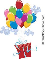 Gift Balloons