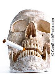 Please quit smoking