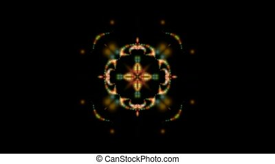flare buddhism mandala fire flower...