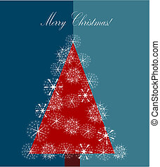 Christmas background for greetings