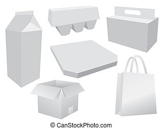 Food box layout