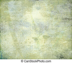 Grunge Ribbed Bamboo Paper Background with Text Space