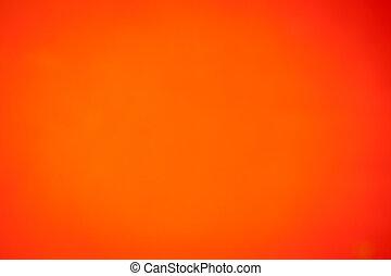 plain orange background