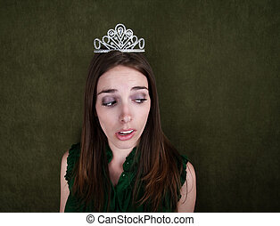 Disinterested Homecoming Queen - Young Disinterested...