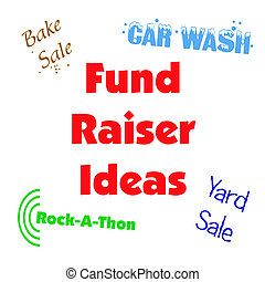 fund raiser ideas - assorted colors fund raiser ideas on...