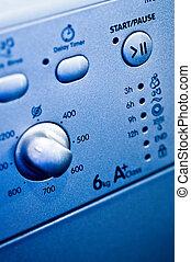 washing machine buttons